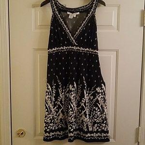 Max Studio Sleeveless Dress Size L